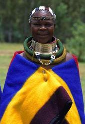 Ndebele_woman